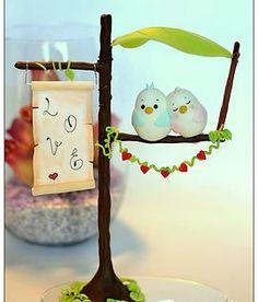 Outros trabalhos em biscuit | Bonecos de biscuit personalizados para topo de bolo
