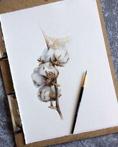 "8,591 Likes, 45 Comments - Watercolor illustrations  (@watercolor.illustrations) on Instagram: "" Watercolorist: @y_yumaeva #waterblog #акварель #aquarelle #painting #drawing #art #artist…"""