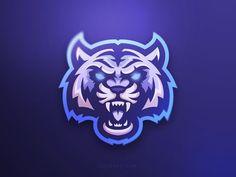 Tigerz by Khisnen Pauvaday #Design Popular #Dribbble #shots