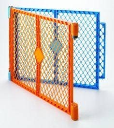 Apex Export Great Colorplay Superyard Baby Pet Gate Extension Kit 2 Panel Random Color >>> Awesome dog product. Click the image : Dog gates