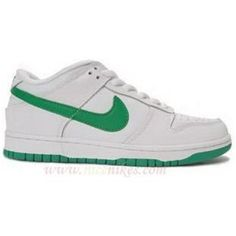 b6ed96579b46 304292 133 Nike Dunk Low SB St. Patrick Celtics White Classic Green K03010