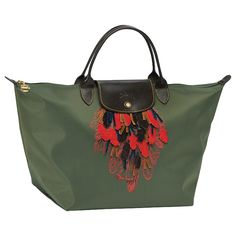 Longchamp La Pliage Feather