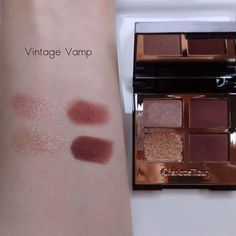 Charlotte Tilbury Haul | Lenallure Charlotte Tilbury, Swatch, Eyeshadow, Makeup, Beauty, Make Up, Eye Shadow, Eye Shadows, Beauty Makeup