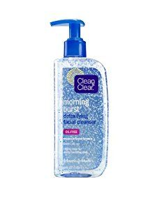 Clean & Clear Morning Burst Detoxifying Facial Cleanser with Oxygen-Infused Formula, 8 Ounce - http://womensfragrancesperfumes.com/beauty/bath-body/cleansers/clean-clear-morning-burst-detoxifying-facial-cleanser-with-oxygeninfused-formula-8-ounce-com/