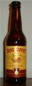 Dog Days Dortmunder Style Lager | Two Brothers Brewing Company | Warrenville, IL