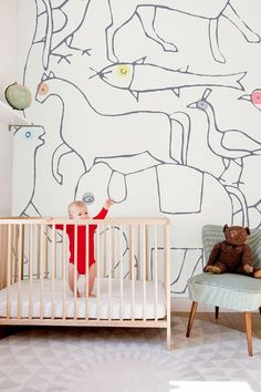 Bloesem Kids | In the Wild Kids Room Inspirations