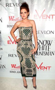 Kristen Stewart // balmain // 2012