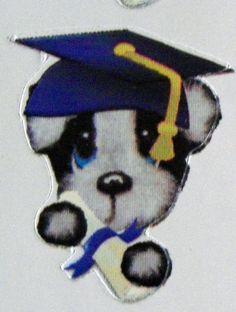 Planner stickers,bear, Graduation fits Erin Condren & Happy Planners & others