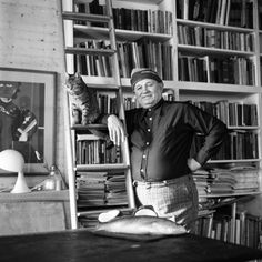 Romare Bearden was an African-American cartoonist, oil painter and collage artist, as well as a writer.
