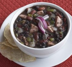 Honduran Black Bean Chili, Spice Islands
