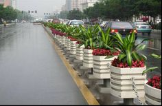 easy-install -outdoor-wood-plastic-composite-flower- boxes