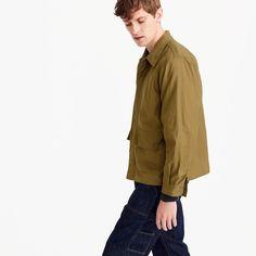 Chimala fishing shirt-jacket