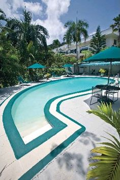 Mansion pool in St. Lovely Apartments, St Thomas, Cool Pools, Vacation Villas, Colonial, Caribbean, Paradise, Places To Visit, House Ideas