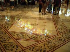 marble floor - Yahoo Image Search Results Granite Flooring, Stone Flooring, Marble Floor, Tile Floor, Stone Work, Stone Tiles, Floor Design, Floor Rugs, Natural Stones