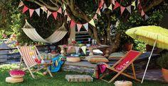 bohemian outdoor living - Buscar con Google