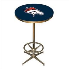 #Denver #Broncos Pub Table