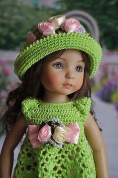 "Ooak Outfit FOR Dolls Little Darlings Effner 13""   eBay"