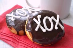 XO Chocolate Beignets