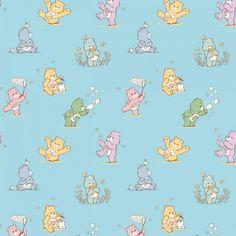 Bear Wallpaper, Wallpaper Iphone Cute, Cute Wallpapers, Calendar Wallpaper, Disney Wallpaper, Flannel Quilts, Care Bears, Bear Print, Cute Disney
