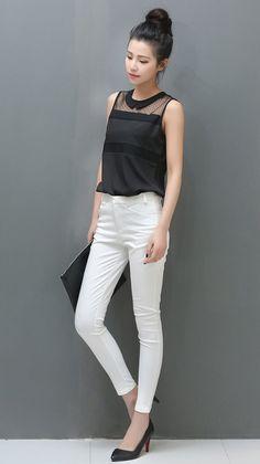 Mulheres moda Chiffon blusa de Verão Nova gola Boneca Gauze Splice Lace camisa plus size roupas femininas em Blusas de Moda e Acessórios no AliExpress.com | Alibaba Group