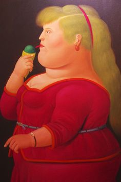 A Visit to the Botero Museum in Bogota, Colombia