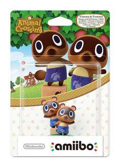 Amiibo Méli et Mélo (Animal Crossing Collection) - WII U - Acheter vendre sur Référence Gaming