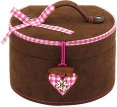 FRIEDRICH23 Schmuckkoffer, »Bavaria, 23326-9« für 49,95€. Schmuckkoffer ideal zur Aufbewahrung oder für unterwegs bei OTTO