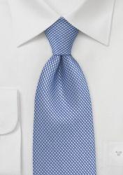 Krawatte strukturiert himmelblau günstig kaufen