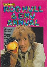 Rod Hull and Emu Annuals Gallery Rod Hull, Emu, Gallery, Nostalgia, Roof Rack