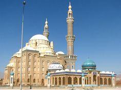 :::: ✿⊱╮☼ ☾ PINTEREST.COM christiancross ☀❤•♥•* ::::  new-mosque-in-kurdistan-iraq.html