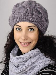 Free Knitting Patterns - Hat with Wide Cables Knitting Patterns Free, Free Knitting, Free Pattern, Knit Crochet, Crochet Hats, Lang Yarns, Knit Beanie Hat, Crochet For Beginners, Headband Hairstyles