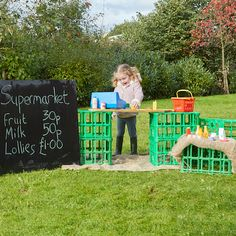 Strong and safe, these crates are specifically designed for educational use. Children can be the architects of their own play with this multi-functional, open-ended resource. Eyfs Activities, Outside Activities, Indoor Activities For Kids, Creative Activities, Outdoor Activities, Outdoor Games, Summer Activities, Family Activities, Outdoor Ideas