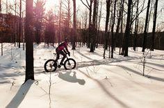 fatbike deep snow - Google Search