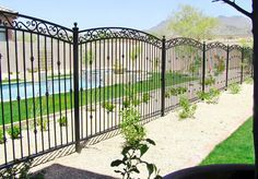 Pool Fence Privacy how to build a metal fence.How To Build A Metal Fence.