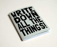 26 Unusual Notebook Designs - From Passive-Aggressive Journals to Retro Data Storage Journals (TOPLIST)