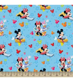 Disney® Mickey and Friends Playtime Cotton Fabric