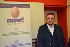 Il socio fondatore di now! retail Specialist, Francesco De Gregorio