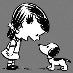 When Lucy first meets Snoopy - Vintage 1950 Short Friendship Quotes, Peanuts Cartoon, Peanuts Snoopy, Snoopy Love, Snoopy And Woodstock, Snoopy Pictures, Cute Pictures, Japanese Peanuts, Peanuts By Schulz
