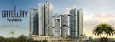 Tata Gateway Towers- Mumbai Location: Mulund East Sizes: 1453-3458sq ft Plans: 2, 3 & 4 BHK Possession By: June - 2017 Land Area: 8.5 Acres