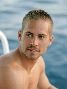 Paul Walker--what can I say I am a fan of him in Fast and Furious and Into the blue.