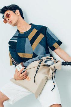 SYML SS16.  menswear mnswr mens style mens fashion fashion style campaign lookbook syml