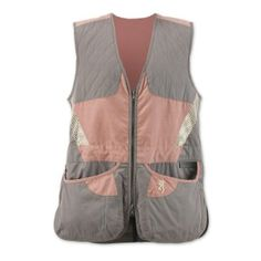 Ladies Summit Shooting Vests,for Trap, Skeet and Sporting Clays. Visit us at the World Shooting and Recreational Complex, Sparta, IL! Skeet Shooting, Trap Shooting, Shooting Gear, Sporting Clays, Outdoor Outfit, Cute Outfits, Design Inspiration, Sage, My Style