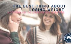 The Best Thing About Losing Weight According to Our Hairy Dieters