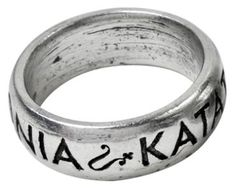 """(Pewter/size:T/24 mm/with double sized etched logo). Katatonia, the Swedish representatives of dark progressive rock/metal, are now launching their tenth studio album. The official successor to """"Dead End Kings"""" was recorded at the Stockholm studio Gröndahl & Tri-lamb, and self-produced by Anders Nyström & Jonas Renkse. Mixed and mastered by Jens Bogren (Opeth, Ihsahn, Devin Townsend) @ Fascination Street Studios, with Karl Daniel Lidén (Switchblade, The Ocean, Greenleaf) as engineer…"""