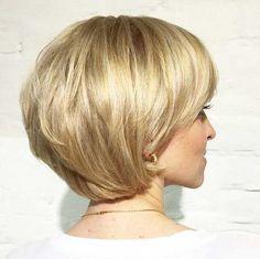 30+ Layered Haircuts for Short Hair - Love this Hair