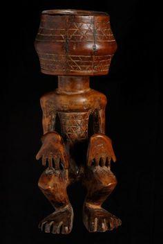 Mortier tobacco - Mbunda - Angola