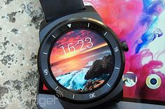 LG G Watch R review: good looks and improved battery are a step in the right direction [Genuine LG G Watch R Android Wear Circle Smart Watch LG-W110 - $330 - http://futuristicshop.com/genuine-lg-g-watch-r-android-wear-circle-smart-watch-lg-w110/ Wearable Electronics: http://futuristicnews.com/tag/wearable/]