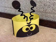 bee headband craft - Google Search