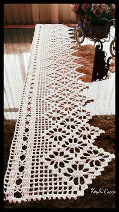 Crochet doilies diagram haken 57 ideas for 2019 Crochet Doily Diagram, Crochet Lace Edging, Crochet Trim, Crochet Doilies, Crochet Flowers, Crochet Stitches, Crochet Edgings, Crochet Curtains