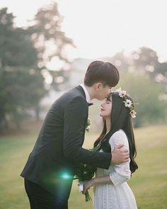 This site contains information about cute korean couples. Pre Wedding Photoshoot, Wedding Shoot, Wedding Couples, Real Couples, Cute Couples, Couple Photography, Wedding Photography, Korean Wedding, Let's Get Married